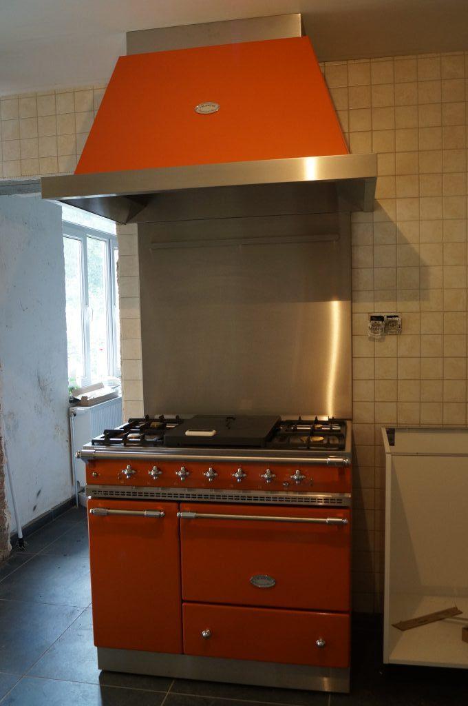 Piano de cuisson Lacanche sur Mons (BE) | Cuisines & Fourneaux ...