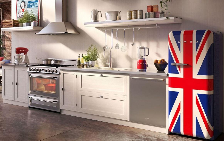 Cuisines fourneaux cuisine quip e lectrom nager piano de cuisson - Cuisine equipee avec piano de cuisson ...